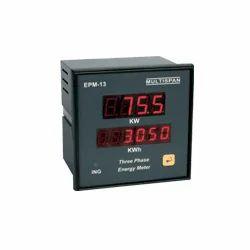 Three Phase Energy & Power Meter