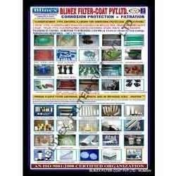 Filter Accessories & Teflon Coated Products