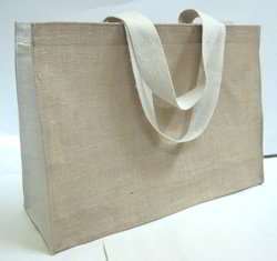 Natural Jute Promotional Bag