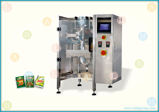 Automatic Compact Sachet Packaging Machine