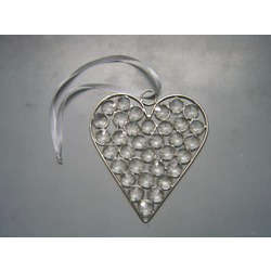 Beads Hanging Heart
