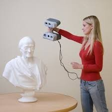 3D Scanning Services for 3D Printed Prototypes