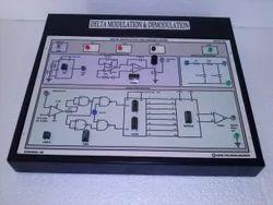 DM Delta Modulation And Demodulation