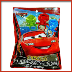 Flexible Laminated Packing Material for Lollipop Pouches