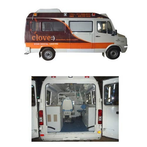Mobile Dental Van