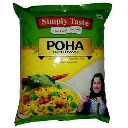 Poha Mix Packaging Pouch