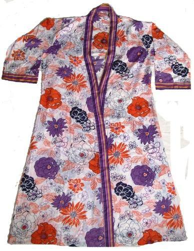 Ladies Printed Quilted Jackets/ Cotton Jackets