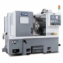 CNC Turning Machine-YCM