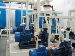 plumbing contracting services