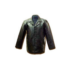 Black Leather Jacket for Mens