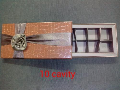 10 Cavity CB with BOW (Brown)