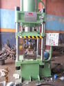 hydraulic pillar type press