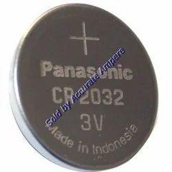 Panasonic Cr2032 3v Coin Battery