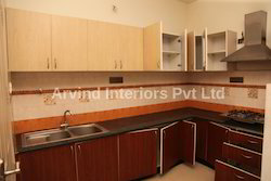Kitchen Cabinet / Modular Kitchen