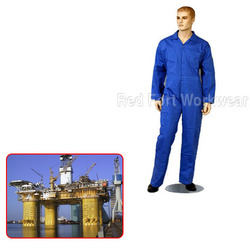 Boiler Suits for Oil & Gas Industry