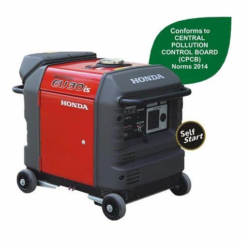 Portable Generators Honda Generator Eu30i And Eu30is