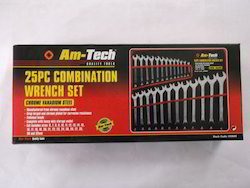 Combination Spanner Set CRV Steel