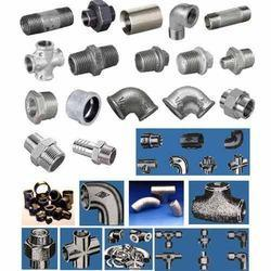 Mild Steel Fittings