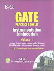 GATE Practice Booklet Instrumentation Anthropology Books