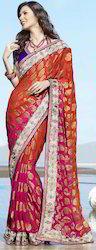 Designer Banarasi Georgette Saree BND-800
