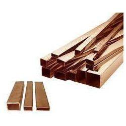 Copper Square Pipes