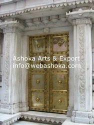 Mandir Door & Antique Doors - Hand Carved Door Exporter from Udaipur