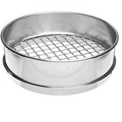 Stainless Steel Sieves of SS 304