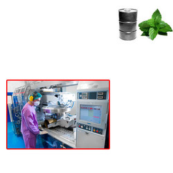 Racemic Menthone for Pharmaceutical Industry