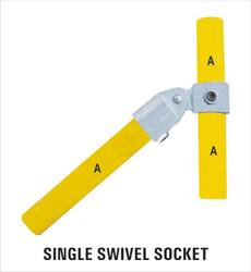 Single Swivel Socket