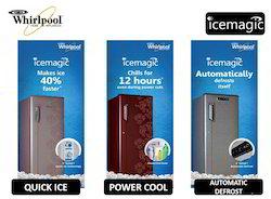 Ice Magic Refrigerator