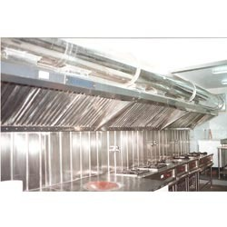 Kitchen Fume Exhaust Systems
