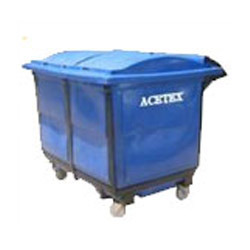 Mobile Bin with Frame
