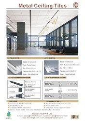 RK METAL CEILING