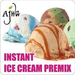 Instant Ice Cream Premix