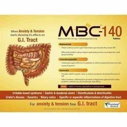 Mobeverine HCL 135 mg Chlordiazepoxide 5 mg