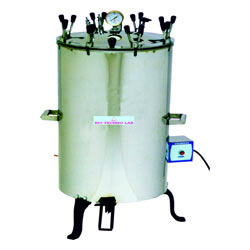 Autoclave Portable Laboratory Instrument