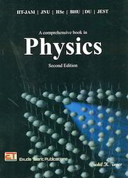 A Comprehensive Book In IIT JAM M SC Physics