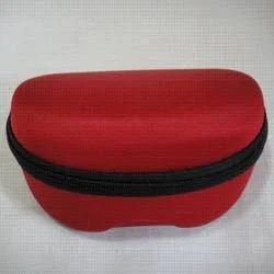 Red Eyewear Case