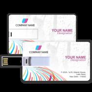 credit card pen drive 8gb
