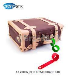 Bellboy Luggage Tag