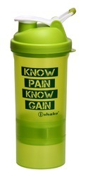 Matrix Green Shaker Bottle