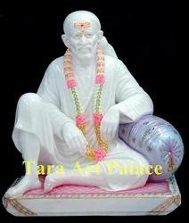 Marble Dwarika Mai Statue