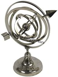 Table Top Brass Armillary