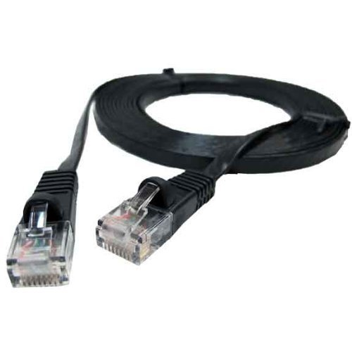 Premium Ultra Flat Patch LAN Cable Cord ...