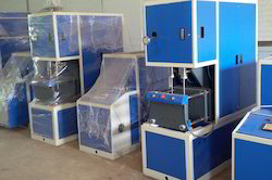 Pet Bottle Molding Machine