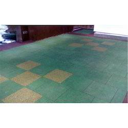 Residential Gym Rubber Flooring