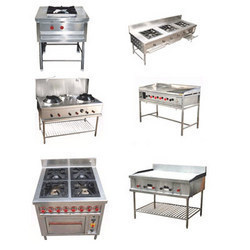Gas Cooking Equipments