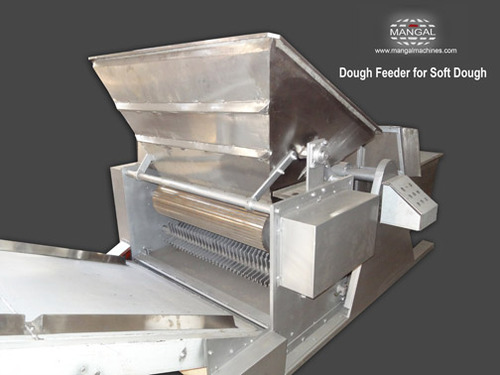 Dough Feeder for Soft Dough