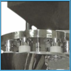 Automatic Bottle Filling and Cap sealing Equipment for Granules