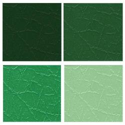 Green Leather Cloth